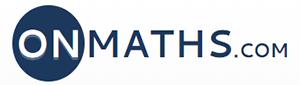 On Maths logo