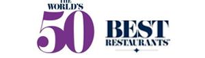 The World's 50 Best Restaurants logo