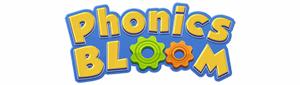 Phonics bloom logo