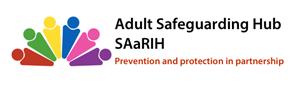 Adult Safeguarding Hub logo