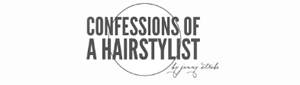 Confessions of a Hairstylist logo