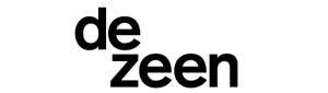 de zeen logo