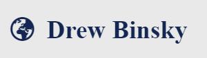 Drew Binksy logo