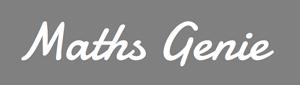 Maths Genie logo