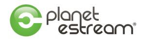 Planet eStream logo