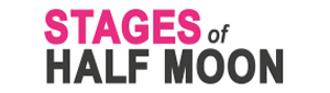 Stage of Half Moon logo