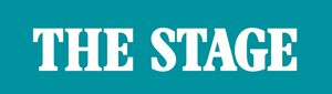 The Stage logo