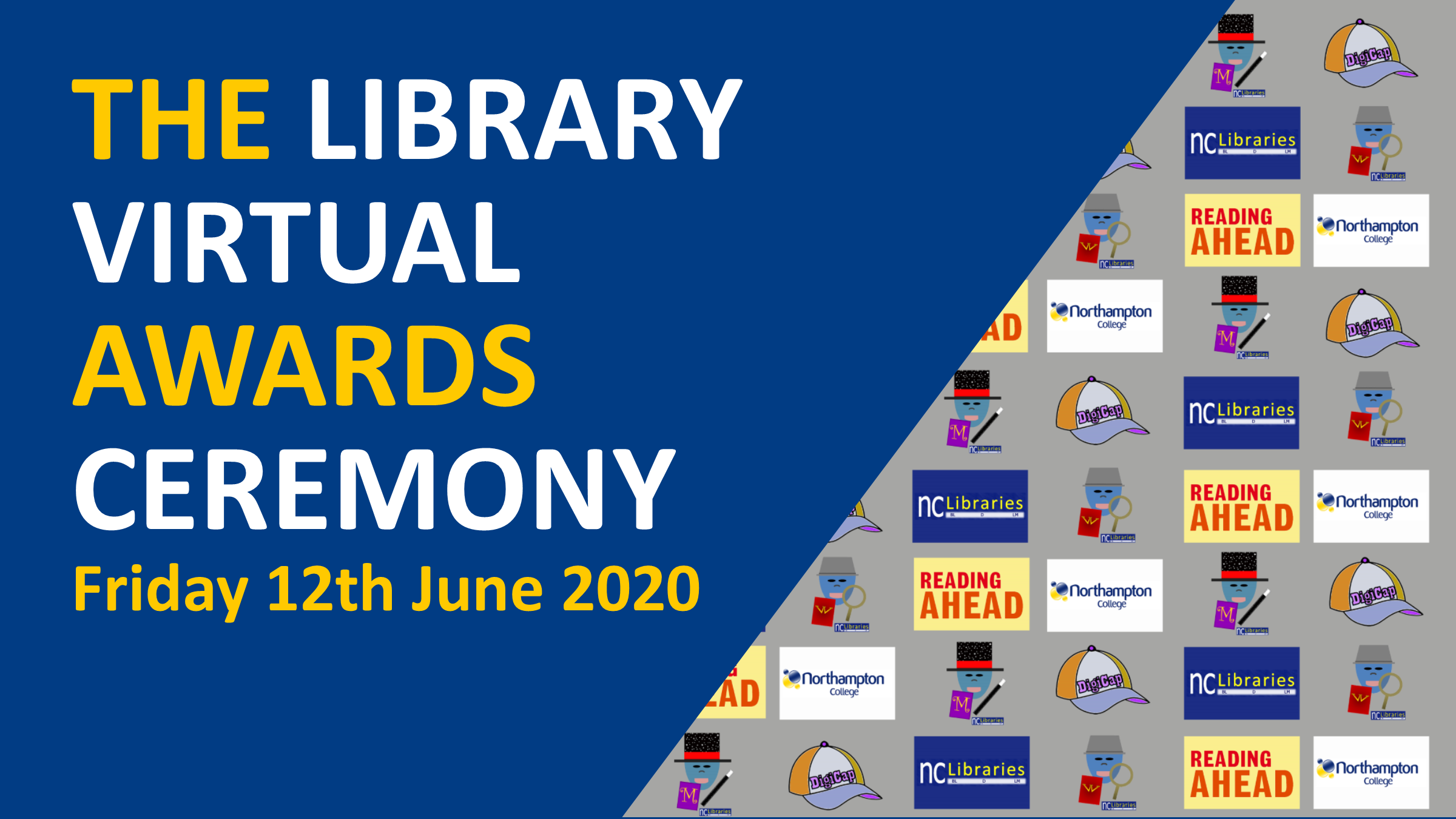 Library Awards Ceremony – WATCH HERE!
