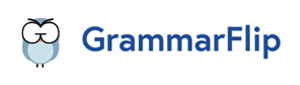 Grammar Flip logo