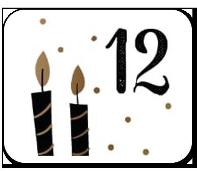 advent calendar door 12