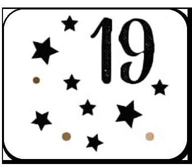 advent calendar door 19