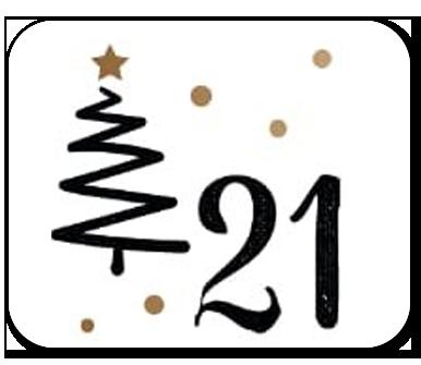 advent calendar door 21