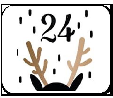 advent calendar door 24