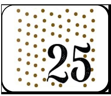 advent calendar door 25