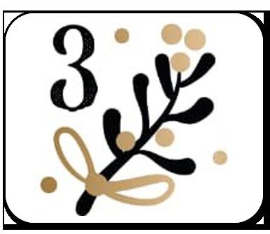advent calendar door 3