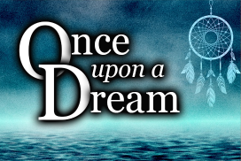 Once Upon a Dream Literary competition logo