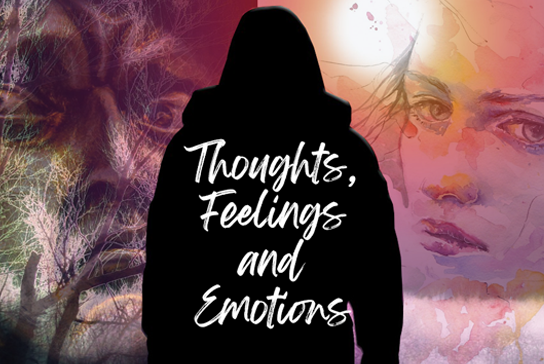 Library Art competition - Thoughts, Feelings and Emotions