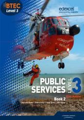 BTEC Public Services Level 3 Book 1