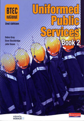 Uniformed Public Services Book 2