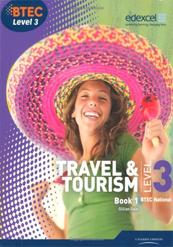 BTEC Travel & Tourism Level 3 Book 1