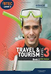 BTEC Travel & Tourism Level 3 Book 2