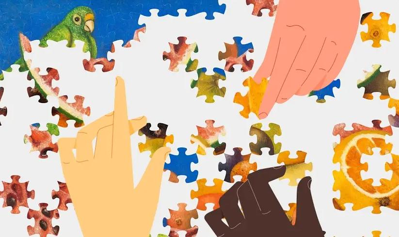 Google Puzzle Party