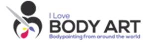 I Love Body Art logo