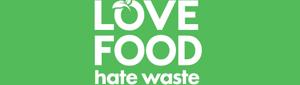 Love Food Hate Waste logo