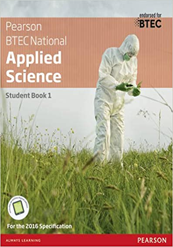 Pearson BTEC National Applied Science Student Book 1