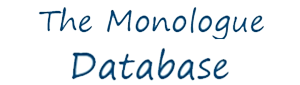 The Monologue Database logo