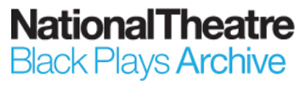 National Theatre Black Plays Archive logo