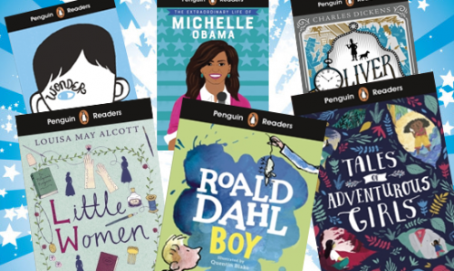 New resources – Penguin Reader eBooks