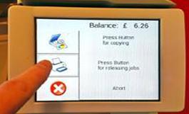press print icon