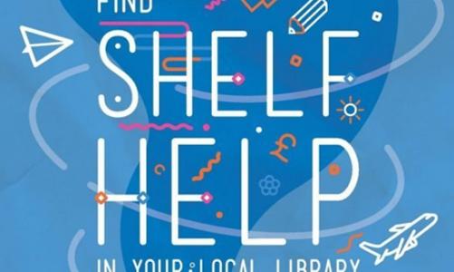 New 'Shelf-help' Wellbeing Resources