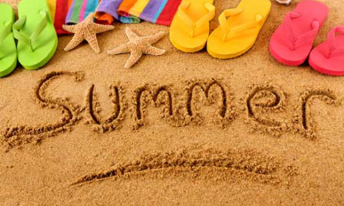 Library Summer Opening Hours