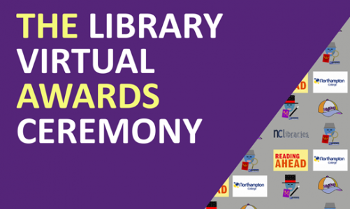 Library Virtual Awards – WATCH HERE!