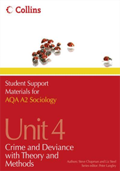 Student Support Materials: Crime and Deviance