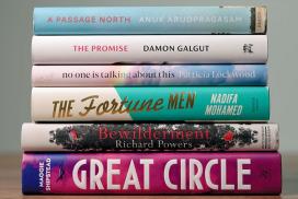 Booker prize shortlisted novels 2021