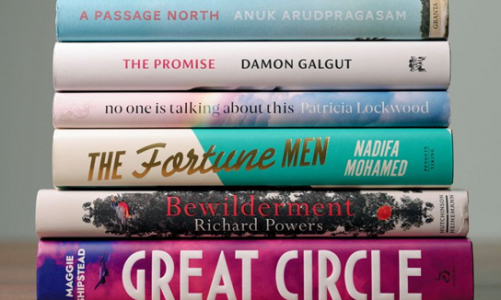 Booker Prize Shortlist 2021