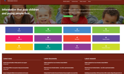 eResource Focus: Childlink